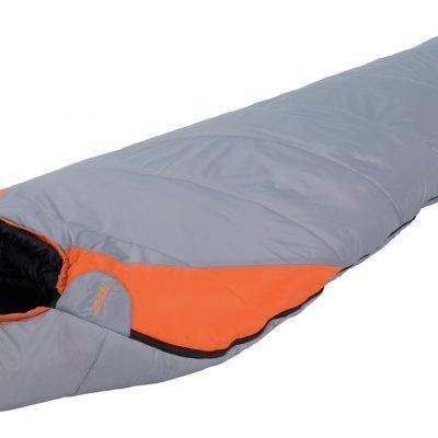 Alps desert pine 0 degree bag, grey and orange
