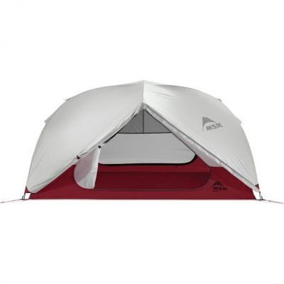 MSR Elixir 3 person tent with rainfly