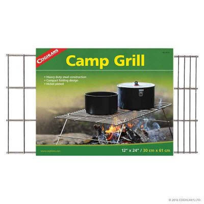 Campfire grill packaging