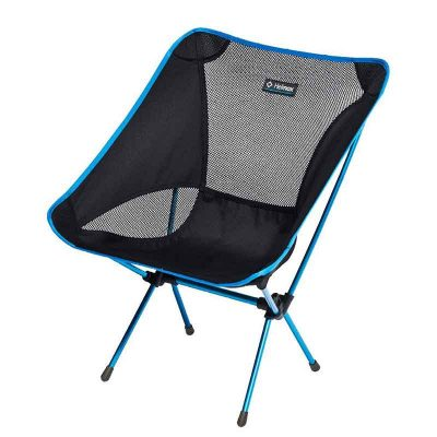 Helinox Chair Black Front