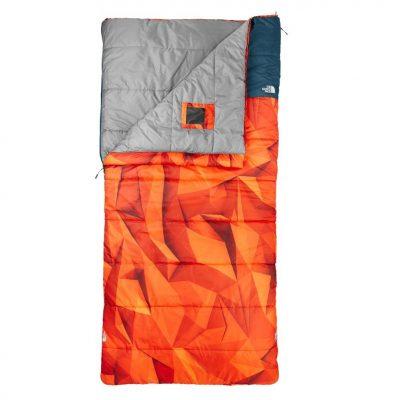 Poly Print sleeping bag