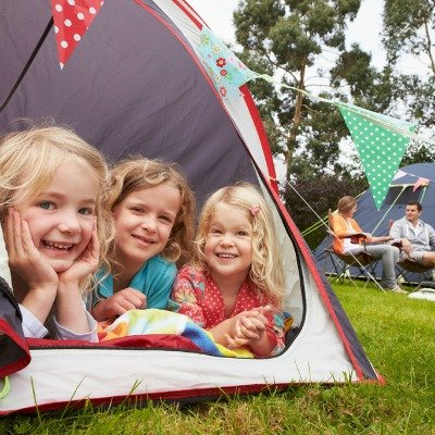 New Camping Gear for Kids