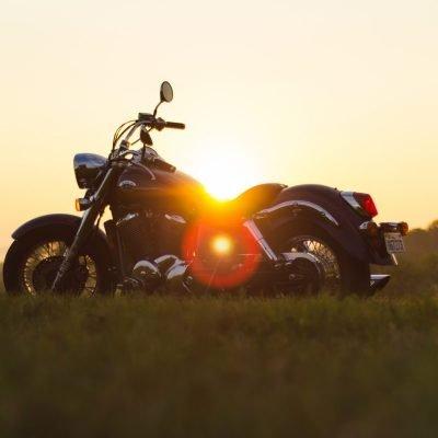 Motorcycle Rental Camping Gear
