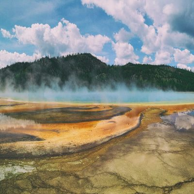 Yellowstone Rental Camping Packages