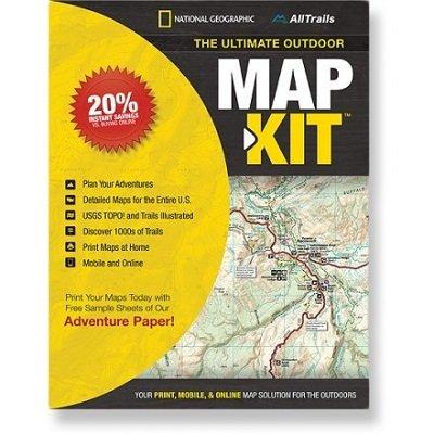 Maps - National Geo.