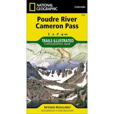 Colorado hiking maps