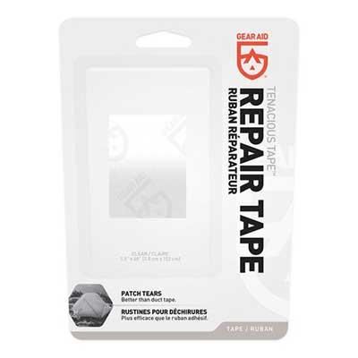 clear tent repair tape