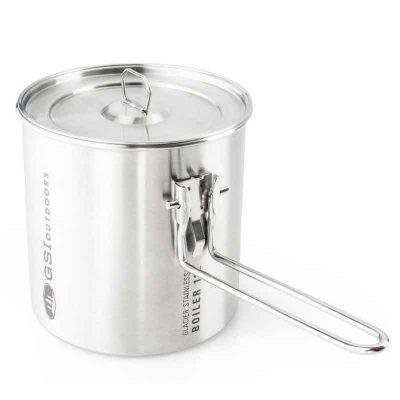 Gsi boiler with handle