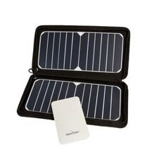 solar charger with battery pack