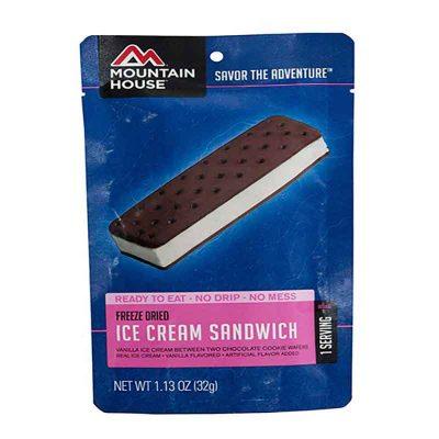ice cream sandwich front