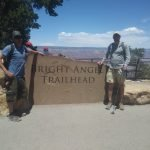 Trekking from Rim to Rim of the Grand Canyon