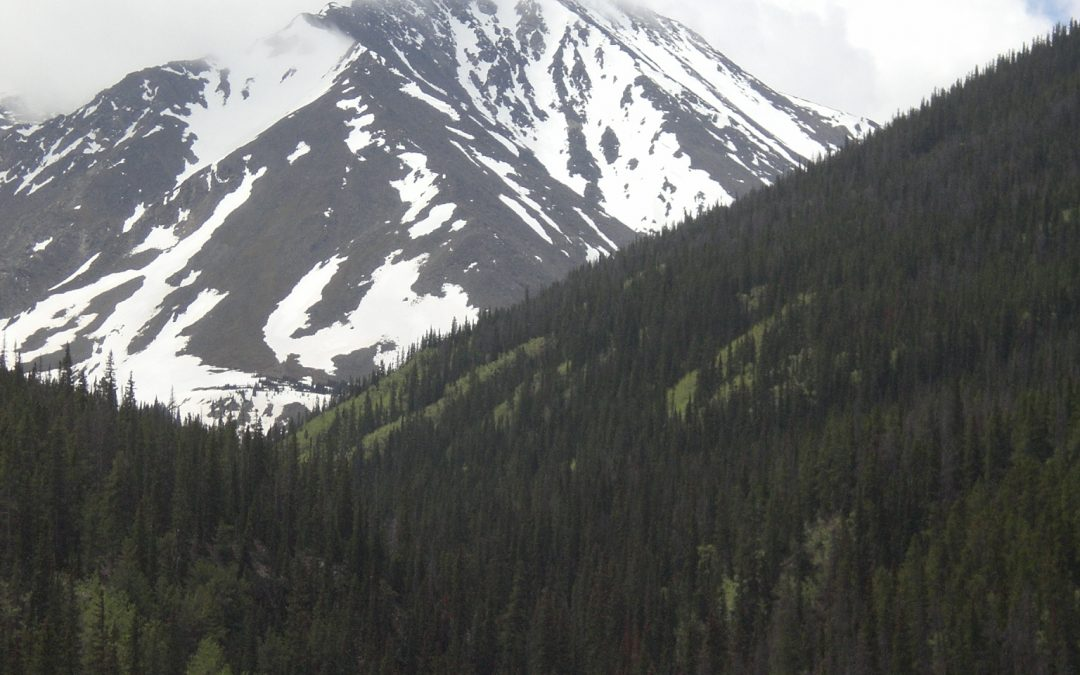 Torreys Peak – Home to Denver's Classic Couloirs
