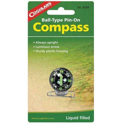 Ball-type compass