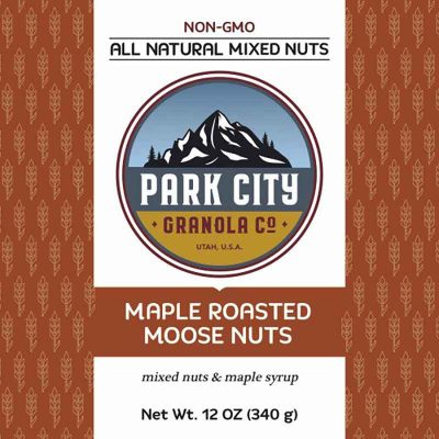 Moose nuts Front