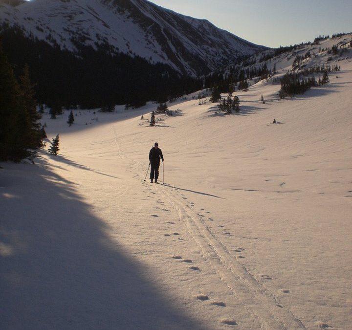 Moving Through Avalanche Terrain