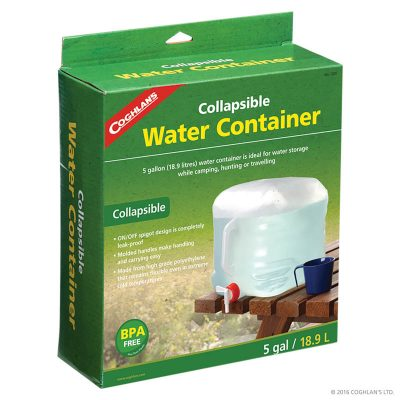 Coghlans Water Container
