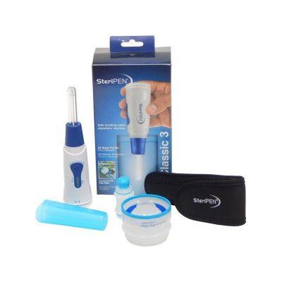 sterilizer pen and attachments