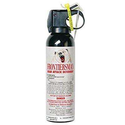 Frontiersman Bear Deterrent Spray