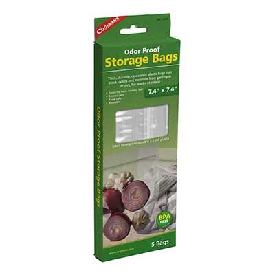 Odor proof bags