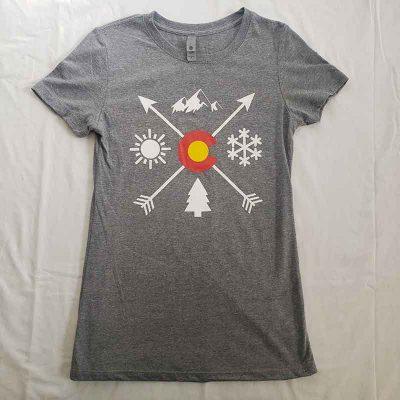 Women's Arrows Shirt Front