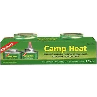 Camp heat packaging
