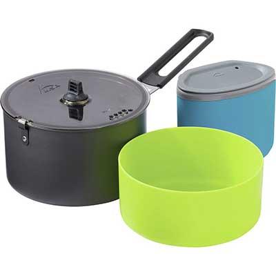 Trail Lite Solo cookpot mug and bowl